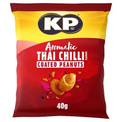 КР Aromatic Thai Chilli Coated Peanuts 40g