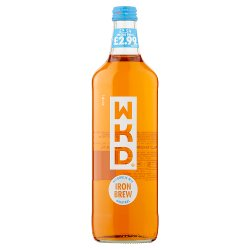 WKD Iron Brew Alcoholic Ready to Drink 700ml PMP