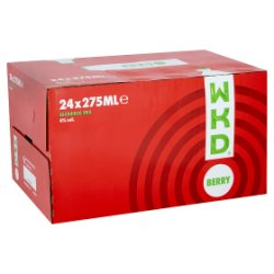 WKD Berry 24 x 275ml