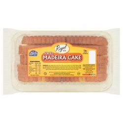 Regal Bakery Sliced Madeira Cake