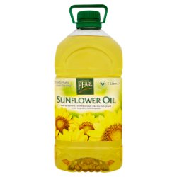 White Pearl Sunflower Oil 5 Litres