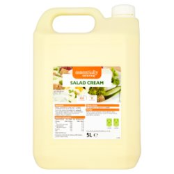 Essentially Catering Salad Cream 5L