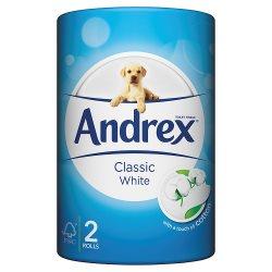 Andrex GBP1.09 White