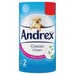 Andrex White PM £1.09