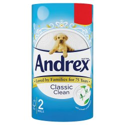 Andrex White PM £1.19