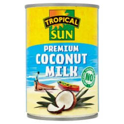 Tropical Sun Premium Coconut Milk 400ml