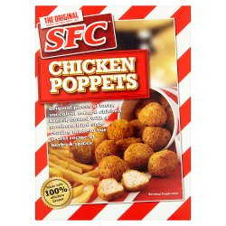 SFC The Original Chicken Poppets