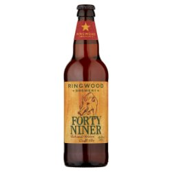 Ringwood Brewery Forty Niner 500ml