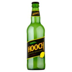 Hooch Alcoholic Lemon Brew 500ml