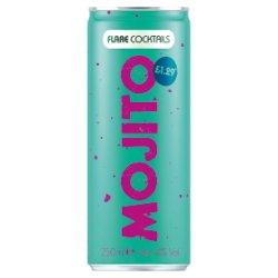 Flare Cocktails Mojito 250ml