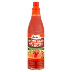 Grace Hot Pepper Sauce 170ml
