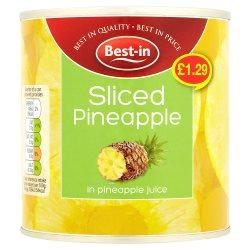 Best-in Sliced Pineapple in Pineapple Juice 432g