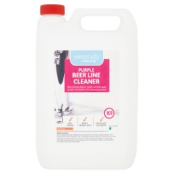 Essentially Cleaning Purple Beer Line Cleaner K9 5L