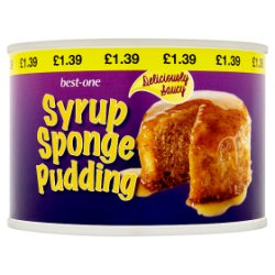 Best-One Syrup Sponge Pudding 290g