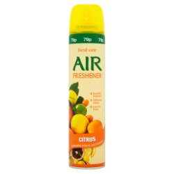 Best-One Air Freshener Citrus 240ml