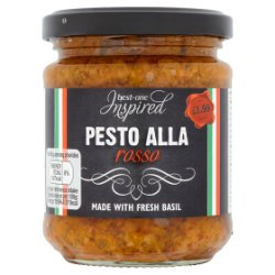 Best-One Inspired Pesto Alla Rosso 180g