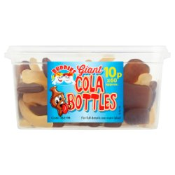 Buddies Giant Cola Bottles Cola Flavour Sweets