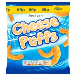 Best-One Cheese Puffs 75g