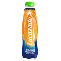 Lucozade Energy Bold Brazilian 380ml PMP £1.09 or 2 for £2