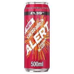 Lucozade Alert Cherry Blast 500ml PMP