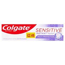 Colgate Sensitive Pro-Relief Multi Protection Fluoride Toothpaste 75ml PMP £2.49