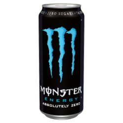 Monster Energy Absolutely Zero 500ml PMP £1.19