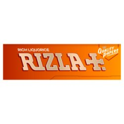 Rizla Regular Liquorice 50s