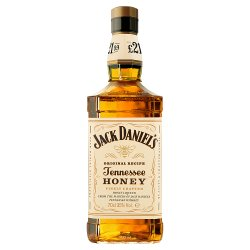 Jack Daniel's Tennessee Whiskey Blended with Honey Liqueur 700ml PMP