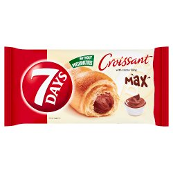 7 Days Max Croissant with Cocoa Filling 80g