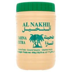 Al Nakhil Tahina Extra Sesame Paste 454g
