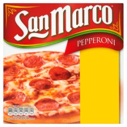 San Marco Thin Pepperoni PM £1