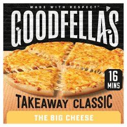 Goodfella's Takeaway Classic Crust The Big Cheese 426g