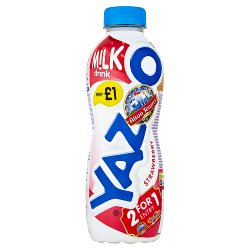 Yazoo Milk Strawbery GBP1