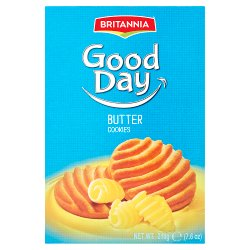 Britannia Good Day Butter Cookies 216g