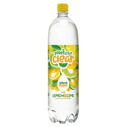 Perfectly Clear Still Lemon & Lime Flavour Spring Water 1.5L