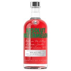 Absolut Watermelon Flavored Vodka 700ml