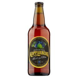 Kopparberg Premium Cider with Blueberry & Lime 500ml