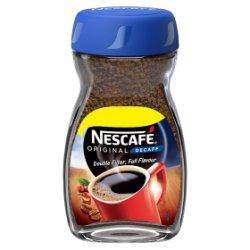 NESCAFÉ Original Decaff Instant Coffee 100g