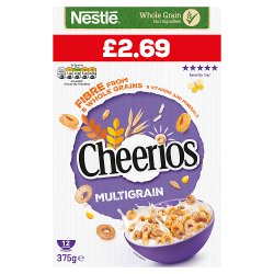 Cheerios Multigrain 375g