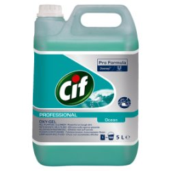 Cif Professional Oxy-Gel All Purpose Cleaner Ocean 5L