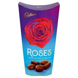 Cadbury Roses Chocolate Carton 321g