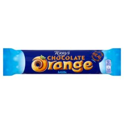 Terry's Chocolate Orange Milk Bar 35g