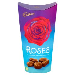 Cadbury Roses Chocolate Carton 290g