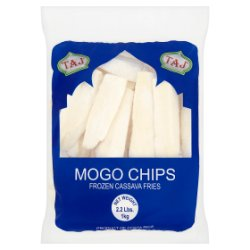 Taj Mogo Chips Frozen Cassava Fries 1kg