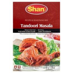 Shan Tandoori Masala Recipe & Seasoning Mix 50g