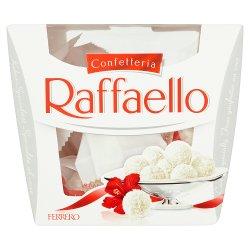 Raffaello Coconut and Almond Pralines Git Box 15 Pieces (150g)