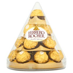 Ferrero Rocher Christmas Gift Box of Chocolate 17 Pieces (212g)