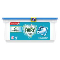 Fairy Non Bio Pods Washing Liquid Capsules 27 Washes