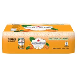 San Pellegrino Orange 24x330ml
