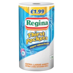 Regina Thirst Pockets Super Absorbent